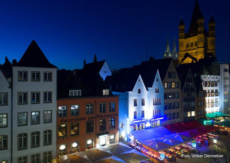 Kirmes Köln Deutz 2021