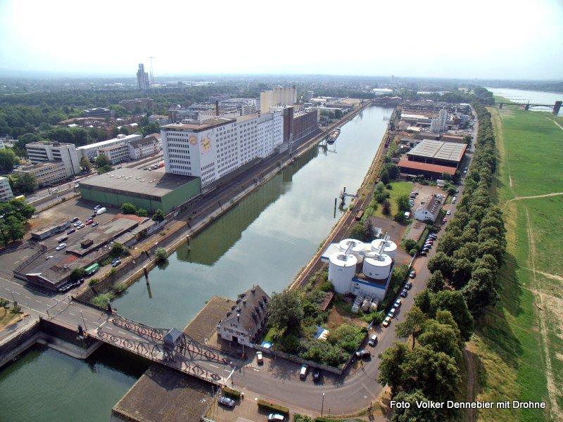 Kölner Hafen